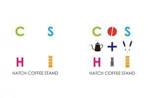 HATCH COFFEE STAND Logo Design